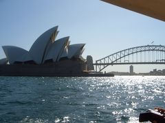 初めてのオーストラリア5日間(2008年9月)ゴールドコースト&シドニー