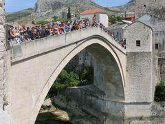 ヨーロッパひとり旅@2018夏【13日目】ボスニアヘルツェゴビナ モスタル観光