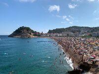 トッサ・デ・マール_Tossa de Mar コスタ・ブラバに浮かぶ城!カタルーニャでは貴重な中世の遺産を擁くビーチリゾート