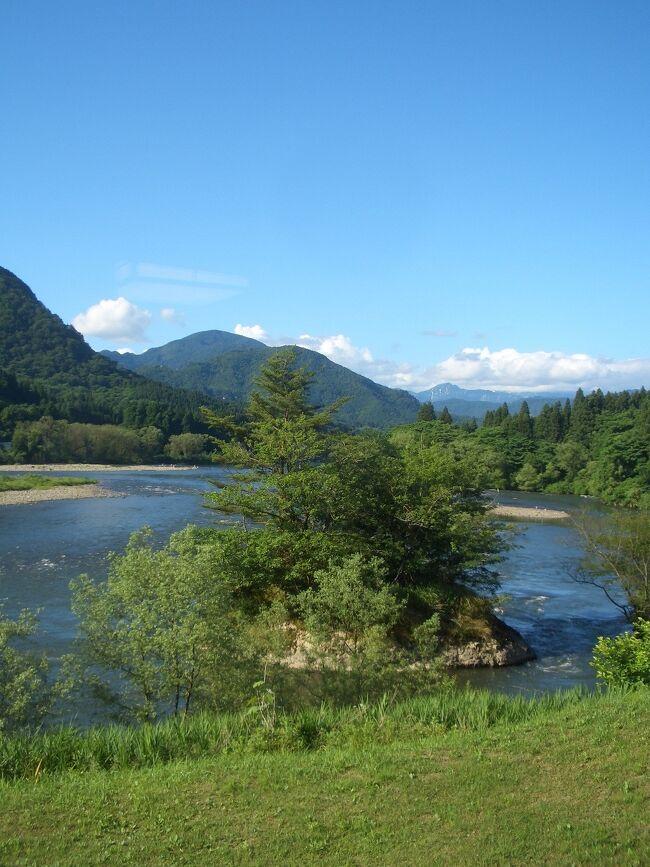 阿賀野川流域への旅2014夏(1)