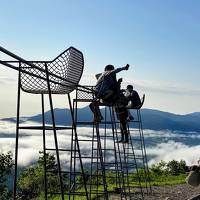 2020年7月 北海道ひとり旅~雲海・ラベンダー・ウニを求めて~雲海(トマム)編