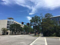 サウスカロライナ州 チャールストン - カルフーン ストリート