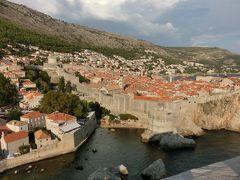 ヨーロッパひとり旅@2018夏【14日目】クロアチア ドブロブニク観光