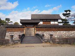 2020如月 長野県の日本百名城5城を一気に巡る ③2日目前半は上田よりも真田家ゆかり?の松代城へ