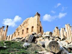 20. ヨルダンで乗継の合間にジェラシュ遺跡へ:サウジ、クルディスタン、イスラエル、ヨルダンの旅