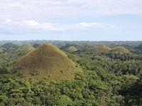 フィリッピン・ボホール島へ行って、不思議なチョコレートヒルズを見てみよう