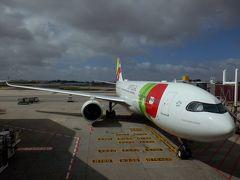 TAPポルトガル航空ビジネスクラス サンパウロ-リスボン‐カサブランカ/スタアララウンジ サンパウロ/TAPラウンジリスボン