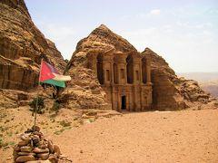 2011 GW エジプト&ヨルダンの旅③ 圧巻のペトラ遺跡の巻