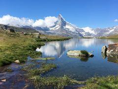ツェルマット(Zermatt) 2018年夏 後半