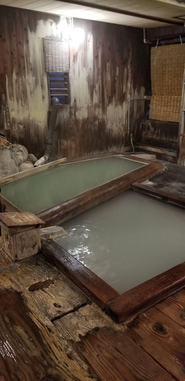 梅雨時の空いている時期を狙って、前から気になっていた塩原温泉に一人で行ってきました。旅館の方との接触を避ける意味もあり、今回も素泊まりにしました。那須塩原駅から簡単に行ける範囲ということで、塩原温泉の硫黄泉をハシゴして、更に翌日には以前行って好印象だった喜連川温泉にも行ってきました。<br /><br />全体の印象としては、那須塩原周辺というと東京からもアクセスしやすいですが、その割りには充分に満足できる硫黄泉でした。冬場でなければ車でも気軽に行けますので、コロナで電車が使い辛い時に行くにはいいとこだなと感じました。