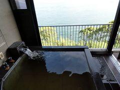 露天風呂付きバリアフリー洋室