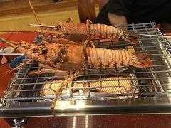 伊勢海老、あわび、牡蠣、蟹、サザエ、もう食べられません?