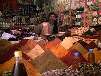 モロッコ・ワルザザートをぶらり散策−サハラ砂漠の街−