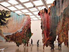 久しぶりの東京、国立新美術館訪問