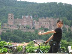 心の安らぎ旅行 2005年(15年前)夫が撮っていてくれた Heidelberg ハイデルベルク♪