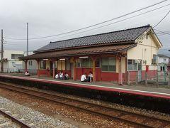 ソロリと遠出・市内電車とつながった富山港線へ【その5】 路面電車終点から西富山駅に歩く 最後に富山グルメ