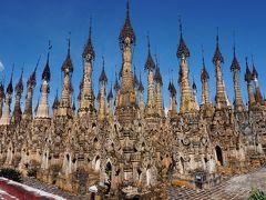 世界一周 4カ国目 ミャンマー Part1