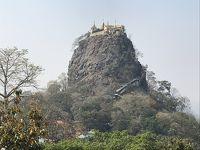 2020年2月ビザが免除のうちに行くぞ!ミャンマー!~ポッパ山&ミンナントゥ村~