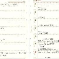 2000年6月 愛媛県一本松町へ、精神修養の旅(笑)