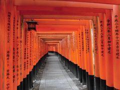 静寂の中の京都 一人旅