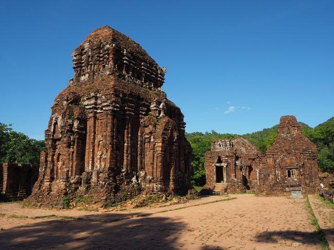2019年 ベトナムの歴史を感じる旅☆ホイアン&ダナン【6】チャンパ王国の繁栄を偲ぶミーソン遺跡