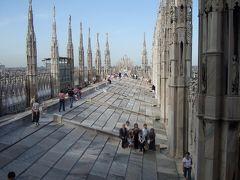8人で仲良くなったイタリア(2007年8月)ローマ、シエナ、ピサ、フィレンツェ、ヴェネチア、ミラノ