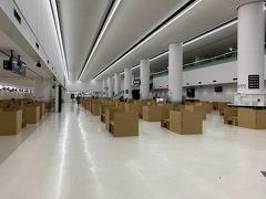 成田空港から入国 現在の検疫手続き