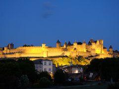 フランスの世界遺産カルカッソンヌとバラ色の街トゥールーズ