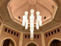 宮殿のようでした!ザ・リッツ・カールトン・アル・ブスタン・パレス