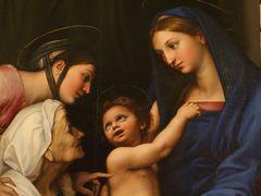 シニア夫婦の欧州5カ国ゆっくり旅行30日 (21)フィレンツェの美術館や教会で絵画を鑑賞しました(3月19日)