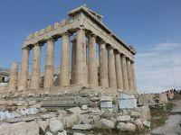 ヨーロッパひとり旅@2018夏【22日目】ギリシャ アテネ観光