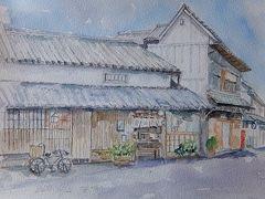 近場で一泊の旅 II  ー 醤油のふるさと 湯浅町 -