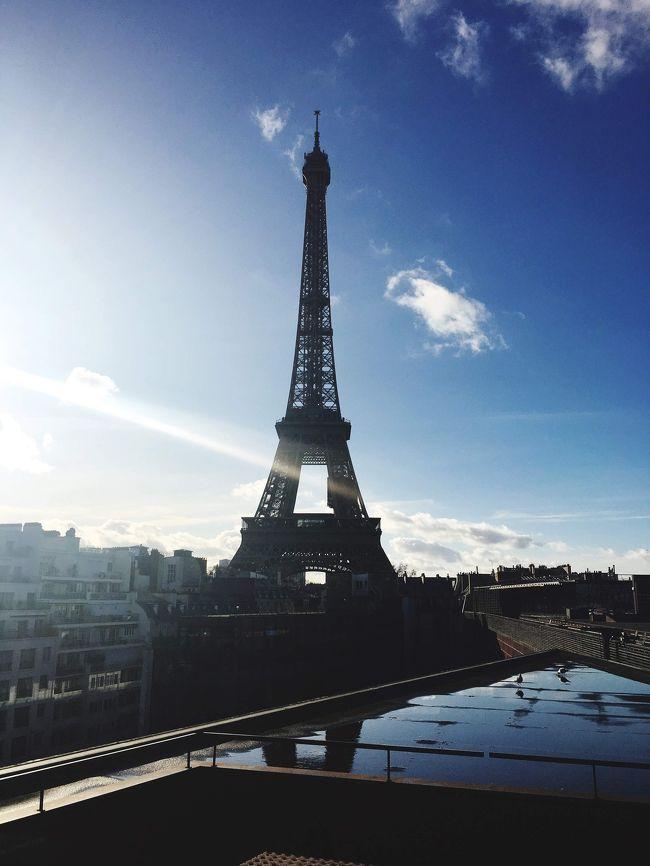 二十歳、おばあちゃんとヨーロッパ三カ国周遊旅④