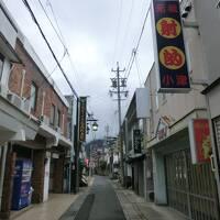 青春18きっぷ信州ローカル線旅・その3.千曲川のほとり、信州戸倉上山田温泉に泊まる。
