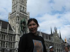 心の安らぎ旅行 2005年(15年前)夫が撮っていてくれた Munchen ミュンヘン♪