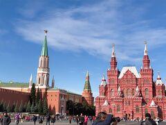海藻のヨーロッパ一人旅【最終回】 ロシア・モスクワ