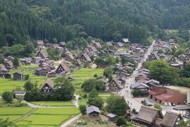田舎大好き♪⑤日本のking of 田舎の白川郷と飛騨高山に行ってきた