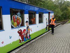 2019秋旅 DDR時代から引き継がれた子供列車/「世界路面電車10選」に選ばれたベルリンのトラム