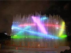 上海レーザーショー