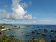 夏!! 宮古島 東平安名崎から吉野海岸・新城海岸でシュノーケリングをしました。