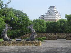 四国から瀬戸大橋・岡山城と姫路城.Part11.