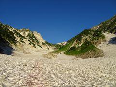 北アルプス♪立山縦走&大雪渓からの白馬岳・旭岳