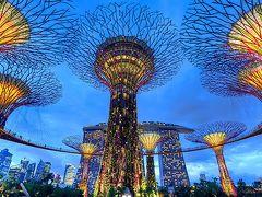 世界一周 5カ国目 シンガポール