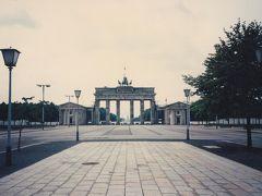 古い写真をスキャン4(東ベルリンとドレスデン、1987年)