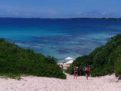 夏!! 宮古島 砂浜ビーチ・イムギャーガーデン・來間島・伊良部島へ行きました。