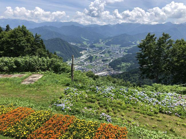 梅雨明け一番乗り★5歳娘と夏の湯沢高原アルプの里/日帰り