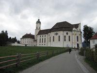 オーストリア・ドイツ + フランスの旅日記   9/23      ホーエンシュヴァンガウ ⇒ フュッセン