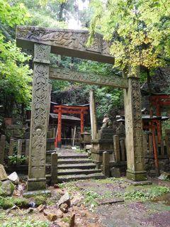 京都観光旅行 その4 大岩神社~宇治観光