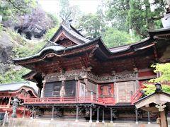 榛名神社でコロナウイルス退散祈願