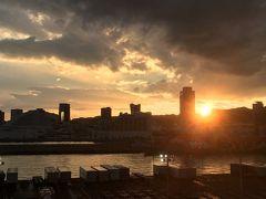 遅い梅雨がやっと明けたので宮崎/大分に出かけて来ました(その1)神戸港~堀切峠